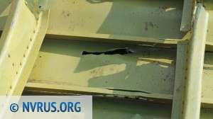 The core from R-60M air-air rocket is found in fragments of MH17