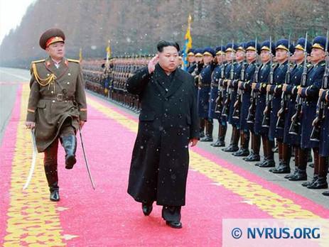 КНДР приняла термоядерные боеголовки на вооружение